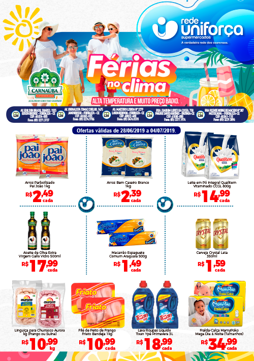 encarte-mensal-uniforca-supermercado-carnauba